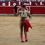 Fotos Feria Taurina - 14-09-18 - Ginés Marín - Primer toro