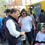 """Manuel Serrano agradece la solidaridad de todos los participantes en la """"I Carrera Solidaria por la Investigación del Cáncer Infantil"""" a favor del Reto de Pablo"""