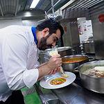 Jornada del Puchero en el Restaurante de El Corte Inglés de Albacete