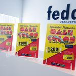 """Presentación de la campaña """"Bienvenida primavera, dale color a tus compras con FeCom"""""""