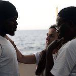 Refugiados Aquarius - SOS MEDITERRANEO