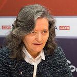 Emilia Lara, presidenta provincial de Cruz Roja en Albacete.
