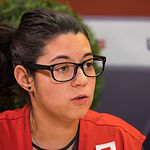 Gemma Olmedo, técnico de Educación para la Salud de CRJ en Albacete