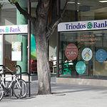Oficina en Albacete de Triodos Bank.