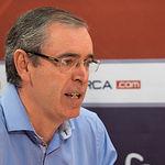 Vicente Aroca, cabeza de lista del Partido Popular al Senado por Albacete.