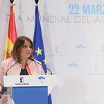 Acto institucional del Día Mundial del Agua en Castilla-La Mancha. Fotos: Ignacio López//JCCM