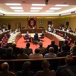 Toma de posesión de Manuel Serrano como Alcalde de Albacete