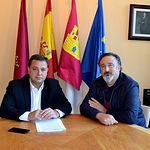 Los Ayuntamientos de Albacete y Aguas Nuevas acuerdan la conexión de la entidad local menor a la red de abastecimiento de agua de la capital.