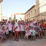 I Marcha Colour Run de Fuentenovilla