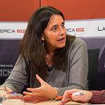 Donelia Roldán, abogada especialista en ayuda a refugiados.