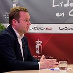 Vicent Casañ, alcalde de Albacete. Foto: La Cerca - Manuel Lozano Garcia