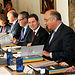 El presidente García-Page asiste a la reunión del Patronato de la Fundación El Greco 2014. Foto: JCCM.