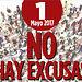 """CCOO llama a salir a la calle de forma masiva este 1º de Mayo bajo el lema """"No hay excusas"""""""