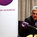 Leandro Esteban entrevista RCM 12-01-15. Foto: JCCM.