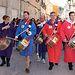 Marcial Marín n la Tamborada de Tobarra. Foto: JCCM