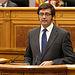 Romaní en Pleno sobre Proyecto de Ley de Presupuestos Generales de la Junta para 2015 (1). Foto: JCCM.