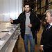 Esteban visita las instalaciones del Grupo Alite