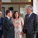 El presidente García-Page se reúne con el responsable de Elcogás. Foto: JCCM.