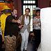 Casero visita un taller de empleo en Albalate de Zorita. Foto: JCCM.