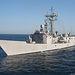 """Fragata de la Armada Española """"Reina Sofía""""."""