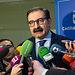 Jesús Fernández Sanz, consejero de Sanidad de la Junta de Comunidades de Castilla-La Mancha.