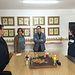 Fernando Muñoz se ha interesado por el trabajo educativo del Vivero Taxus