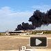 Accidente Base Aérea de Los Llanos Albacete - 26-01-15. Foto: La Cerca.