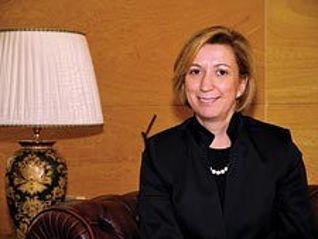 María Luisa Araujo, consejera de Economía y Hacienda