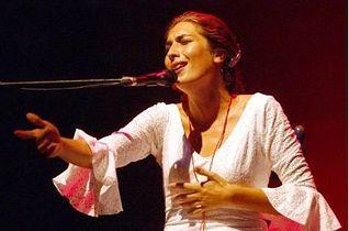 Estrella Morente. Foto: EFE.