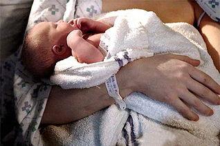 Recien nacido. Foto archivo