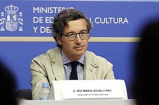 José María Lasalle. Imagen de archivo