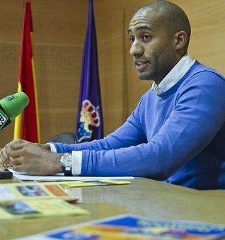 Armengol Engonga, concejal de Juventud