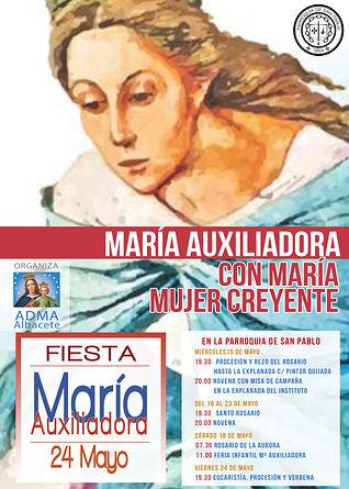 150 aniversario Asociación de María Auxiliadora.