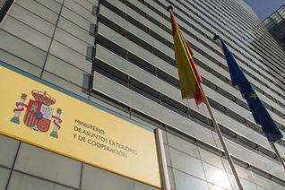 Sede Ministerio de Asuntos Exteriores y de Cooperación (Foto del Ministerio)