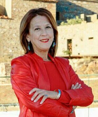 María de los Ángeles Rodríguez Millán, secretaria General PP Almadén