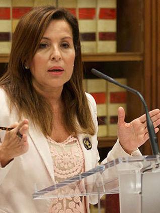 Lola Padrón. PSOE