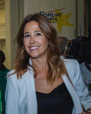 Rosa Romero, diputada nacional del PP por la provincia de Ciudad Real.