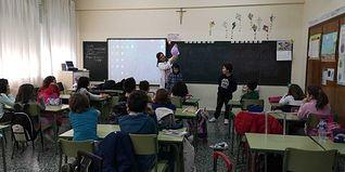 Celebración del Día Mundial de la Educación Ambiental.