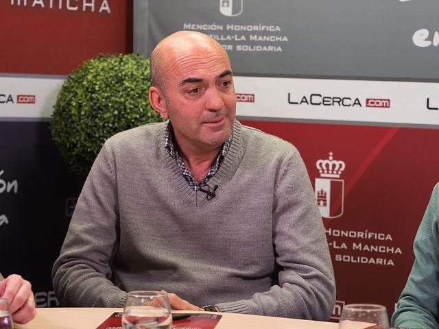 Gonzalo González, profesor y asesor de la Escuela Taurina de Albacete