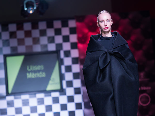 Dessfile de Ulises Mérida en el III AB Fashion Day