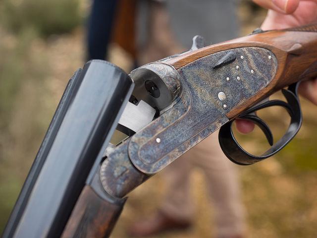Escopeta de AYA-Aguirre y Aranzábal