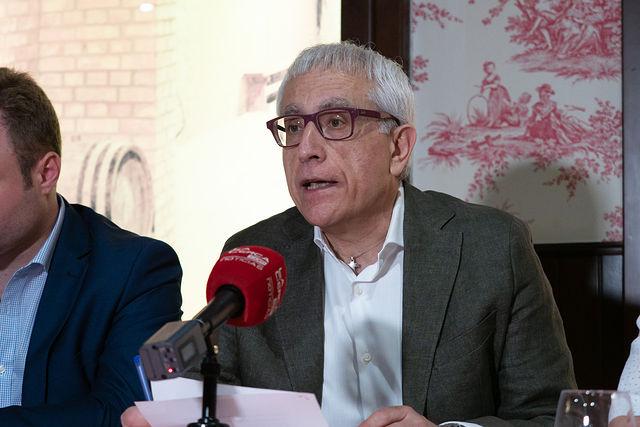 Manuel Lozano Serna, director general (CEO) del Grupo Multimedia de Comunicación 'La Cerca'