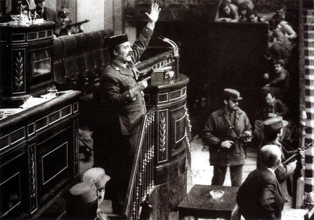 Image result for Las etapas políticas de la democracia. Los gobiernos de la UCD. El golpe de Estado de 23 de febrero de 1981. La alternancia política: gobiernos socialistas y gobiernos del Partido Popular.