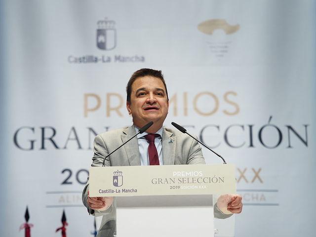 Entrega de los XXX Premios Gran Selección 2019. Foto: Manuel Lozano Garcia / La Cerca