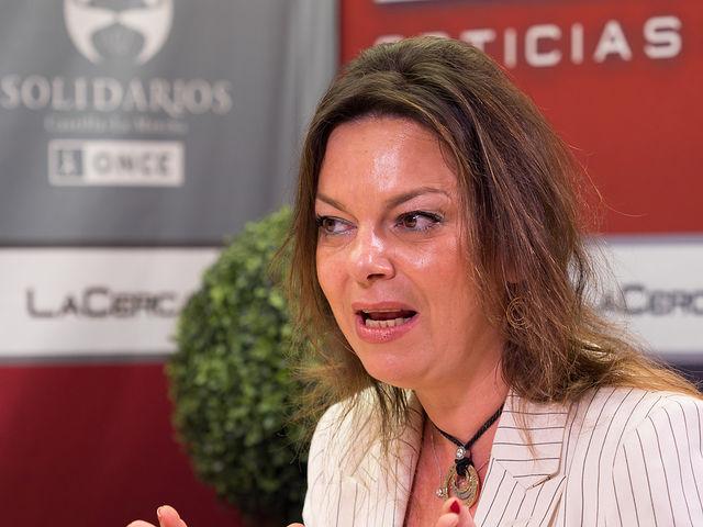 Nuria Garrido, Asesora Jurídica de la Asociación Española de Mastocitosis