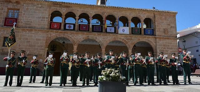 Actuación en la edición 2017 de la Agrupación Musical San Juan Evangelista y Ntra. Sra. de la Soledad.