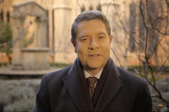 Mensaje de Año Nuevo de Emiliano García-Page, presidente de Castilla-La Mancha