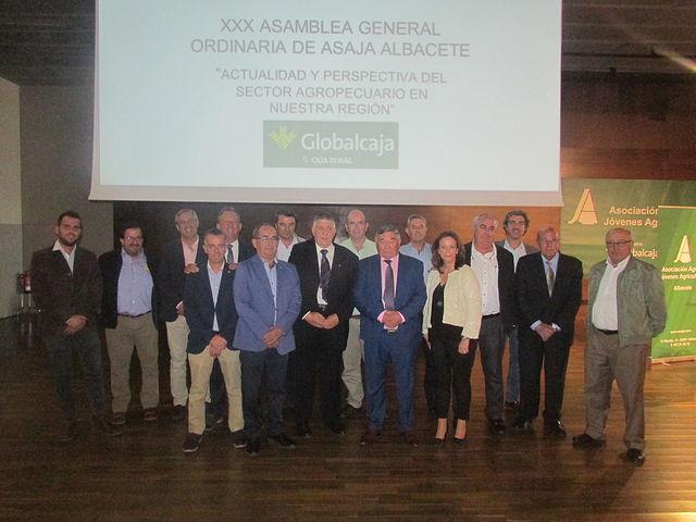 XXX Asamblea General Ordinaria Provincial de ASAJA