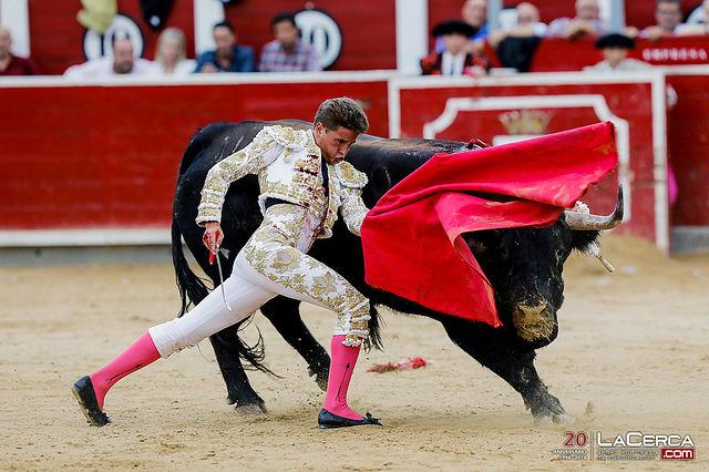 Fotos Feria Taurina - 15-09-18 - Diego Caretero - Fotos Luis Vizcaíno
