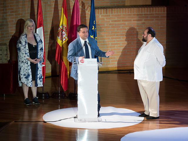 Manuel Serrano, alcalde de Albacete